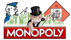 how does gambling monopoly work